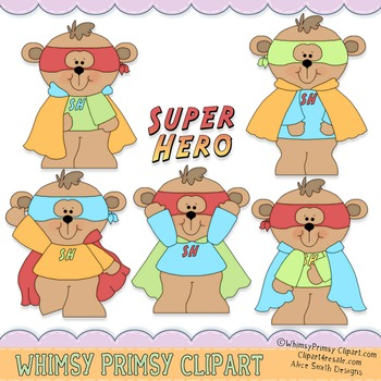 Super Hero - Bears