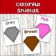 Super Hero Classroom Decor {Color Posters}