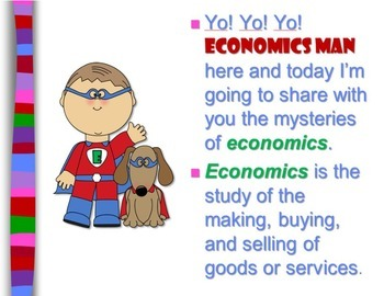 Super Hero Economics Lesson