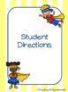 Super Hero Mini Poster Project