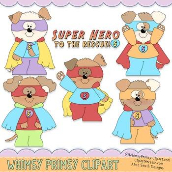 Super Hero - Pooch