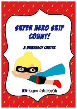 Super Hero Skip Count