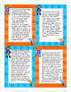 Super Hero Super Power Inference Activity and Task Cards