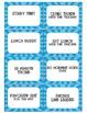 Super Heroes Behavior Clip Chart