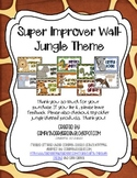 Super Improver Wall with a Jungle Theme
