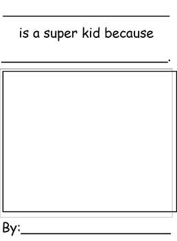 Super Kid Class Book