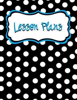 Super Organized Lesson Planning Bundle