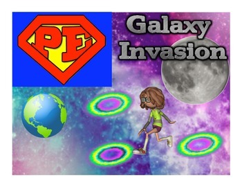 "Super PE Game - ""Galaxy Invasion"""