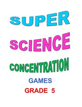 Super Science Concentration Grade 5