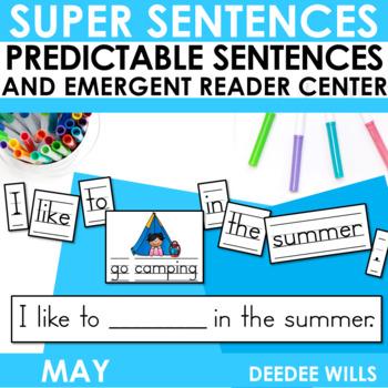 Predictable Sentences May Edition