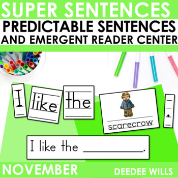 Predictable Sentences for Fall