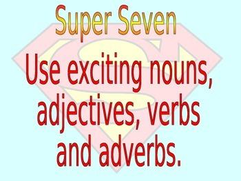 Super Seven English Skills