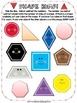 Super Shape Fun~ Grades 1-3