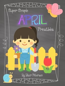Super Simple April Printables
