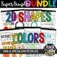Super Simple BUNDLE: Letters, Numbers & Shapes {PreK, Spec