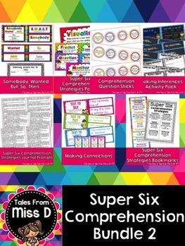 Super Six Comprehension