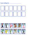 Super Smash Brothers (Mario Brothers) Token Board
