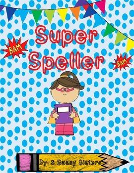 Super Speller Center