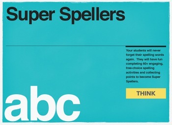 Super Spellers: 60+ daily activities that make learning to