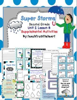 Super Storms (Journeys Unit 2 Lesson 8)