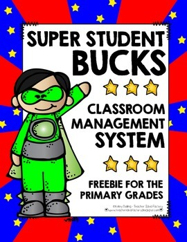 Classroom Management System - Super Student Bucks