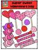 Super Sweet Valentine's Day {P4 Clips Trioriginals Digital