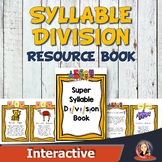 Super Syllable Division Resource Book - How to Read & Spel