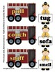 Super Synonym Set - 54 Sets of Words - Fire Engine / Fire