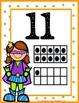 """Super""' Teen Numbers {Table labels & activities}"