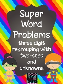 Super Word Problems