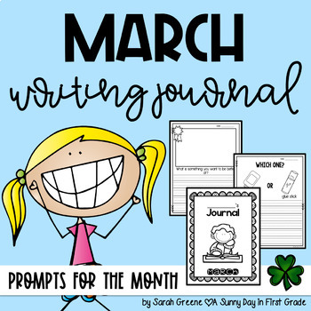 Super Writers March {monthly journal!}