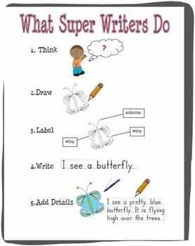 Super Writers Poster