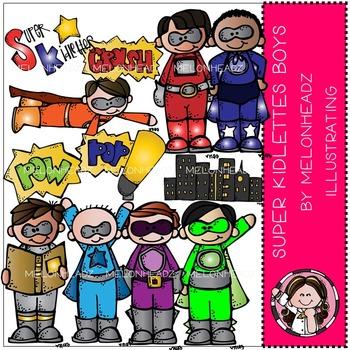 Super kidlette boys by Melonheadz