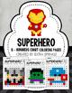 Superhero Avengers & Justice League Inspired Hundreds Char