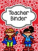 Superhero Classroom Decor {Editable}