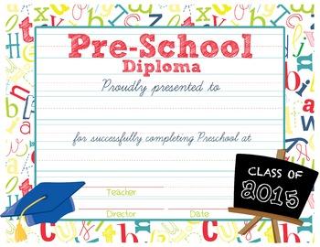 Pre-school Diploma