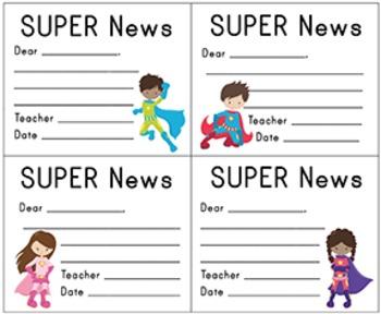 Superhero Classroom Décor | Part II