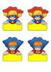 Superhero Job Chart **Editable**