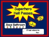 Superhero Passes