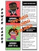 Superhero Power Cards for Social-Emotional Skills