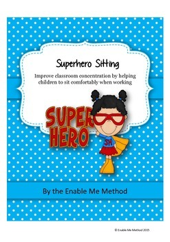 Superhero Sitting
