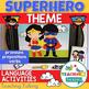Superhero Speech Therapy Value Bundle