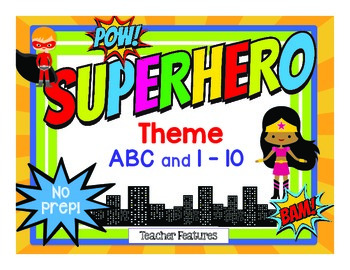 Superhero Theme