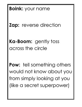 Superhero Theme Getting To Know You Activities