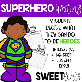 Superhero Writing Craft