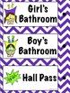 Superhero and Comic Colorful Classroom Decor and Organization Set