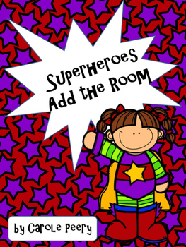 Superheroes Add the Room