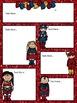 Superheroes Editable Newsletter and Behavior Chart
