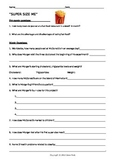 Supersize Me Movie Question Sheet with KEY