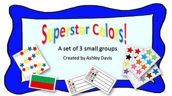 Superstar Colors!